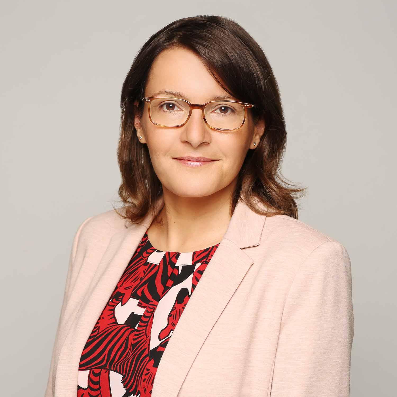 Rechtsanwältin Johanna Rudolph